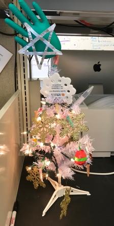 Lab Christmas Tree 2018